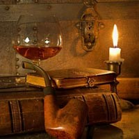 music, wine, books, old, vintage, antique, collectors, items