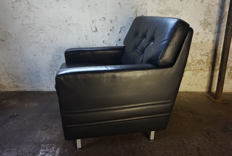 Zeer comfortabele fauteuil: kooistra wonen en slapen stoel bas