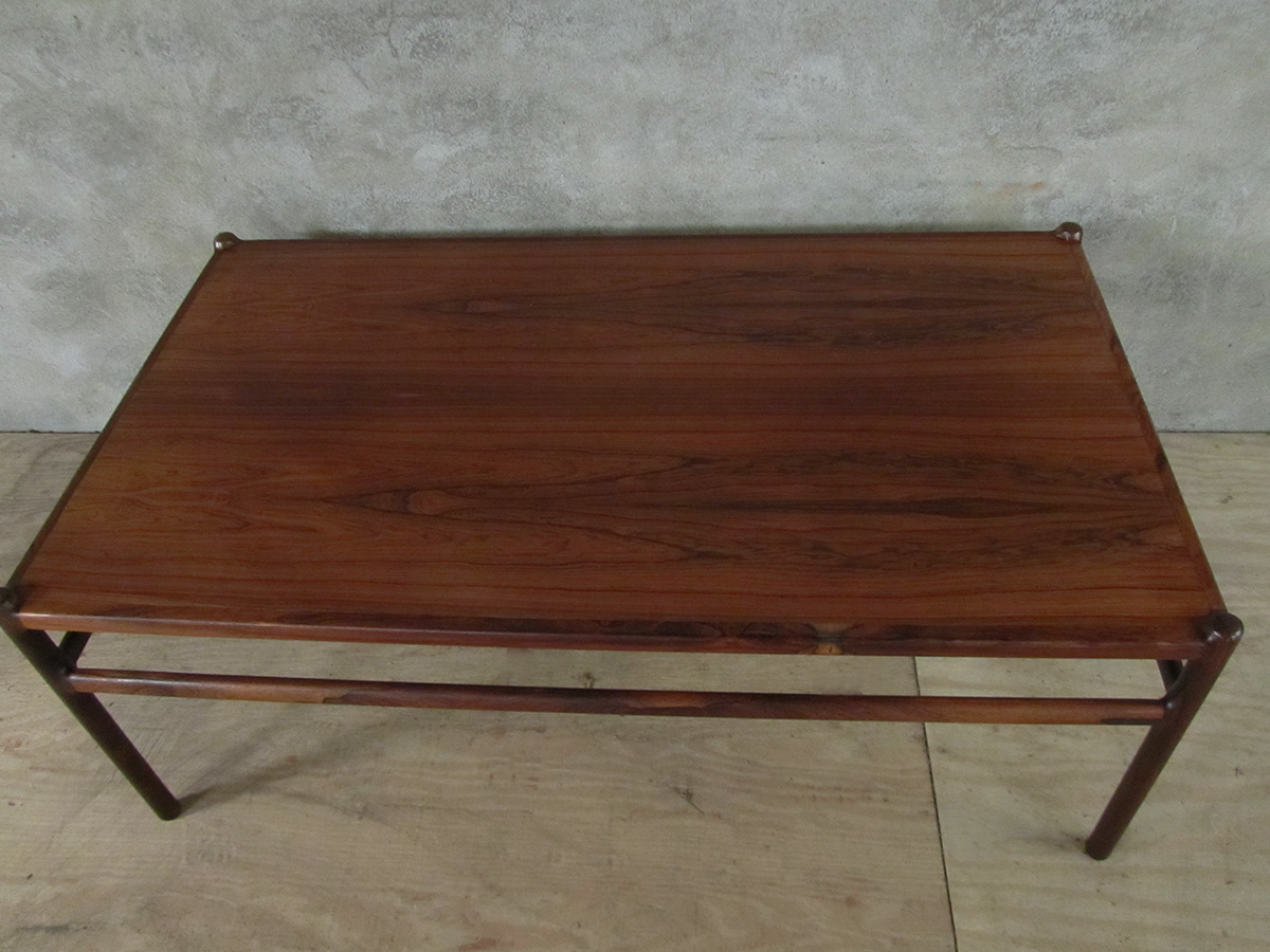 Salontafel Design On Stock.Rosewood Coffee Table By Johannes Andersen For Silkeborg 1960s