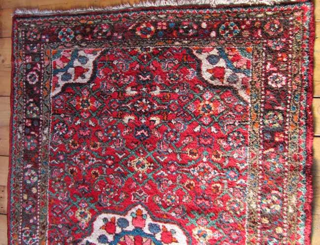 Handgeknoopt Tapijt Herkennen : Oosters tapijt