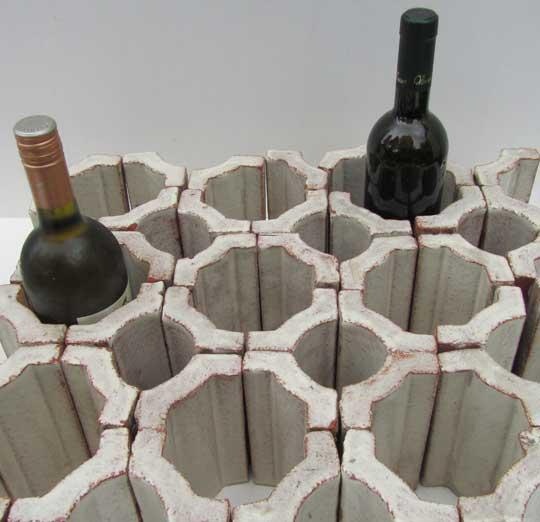 Antieke vintagetegels voor wijnopslag wijnkelder wijnbar wijnwand wijnwinkel wine cellar - Deco wijnkelder ...