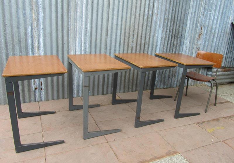 Industrieel Design Vintage.Vintage Industrieel Bureau Lessenaar Desk Friso Kramer