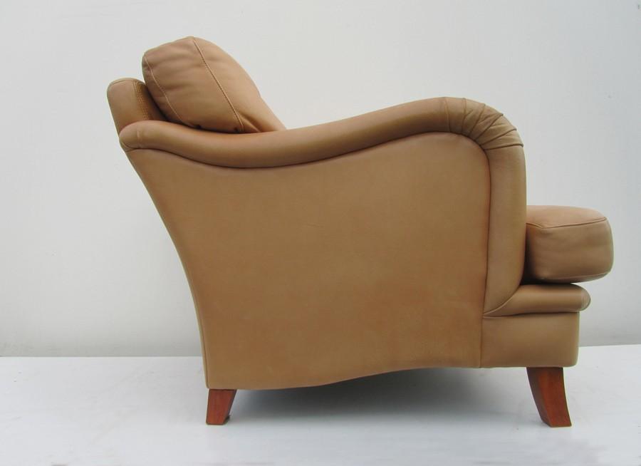 Wonderlijk Leren fauteuil/ clubfauteuil Bench , Baxter en De Sede RL-18