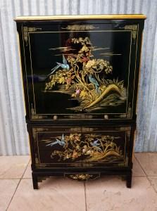 Chinese Antieke Tv Kast.Verkocht Sold Recods