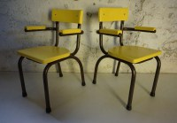 stoel, schoolstoel, children, chair, Willy van der Meeren, Tubax, chaise, enfant