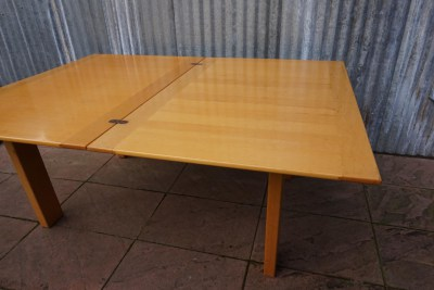 Vintage, Ibisco, stoelen, tafel, kast, vitrinekast, chairs, sling, leather