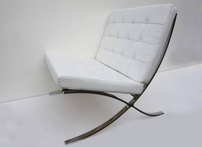 Barcelona, fauteuil, stoel, Ludwig Mies van der Rohe,  Fasem, vintage, chair