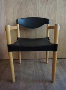 Helmut Lotmeyer, Strax, armstoel, stapelstoel, stoel, vintage, stackable, chair, armchair