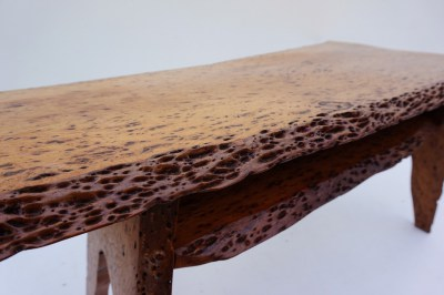 tree, trunk, table,salontafel, notenhout, boomstam, tafel, sidetable, noyer, walnut, coffee table