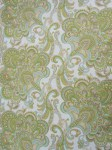 Decorene, vintage, behang, wallpaper, pashmina, paisley, pattern, old