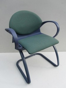 Gerd Lange Dutch Design bureaustoel. office chair Strafor