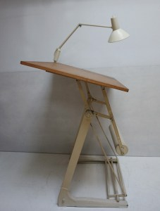lamp Swing, 605, NSD, industriele, vintage, architecten, lamp, Gelenkarm, werkstattlampe, schreibtischlampe, clamp on, architect-00002