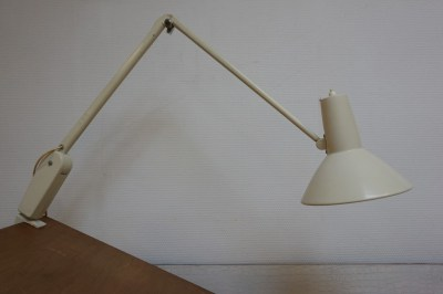 lamp Swing, 605, NSD, industriele, vintage, architecten, lamp, Gelenkarm, werkstattlampe, schreibtischlampe, clamp on, architect-00012