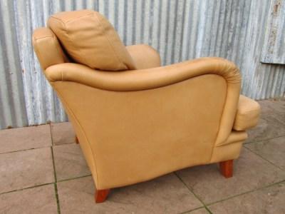 Beste Leren fauteuil/ clubfauteuil Bench , Baxter en De Sede AR-03