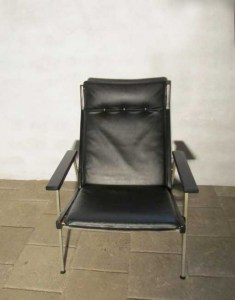 Vintage Rob Parry fauteuil, easy chair for Gelderland