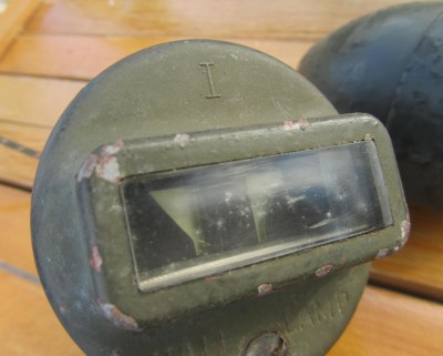 verduisterings, lichten, militaire, WWII, blackout, marker, lights