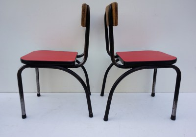 tubax, children, chair, Belgium,1940s,1950s, kinder, stoel