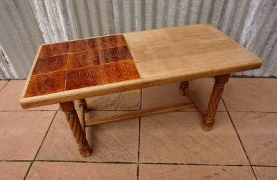tegel, tafel, boer, boerin, tile, table, coffeetable, dutch, vintage, farmer