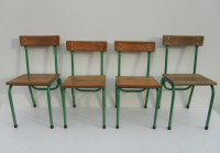 Willy van der Meeren voor Tubax Kinderstoelen / Children Chairs