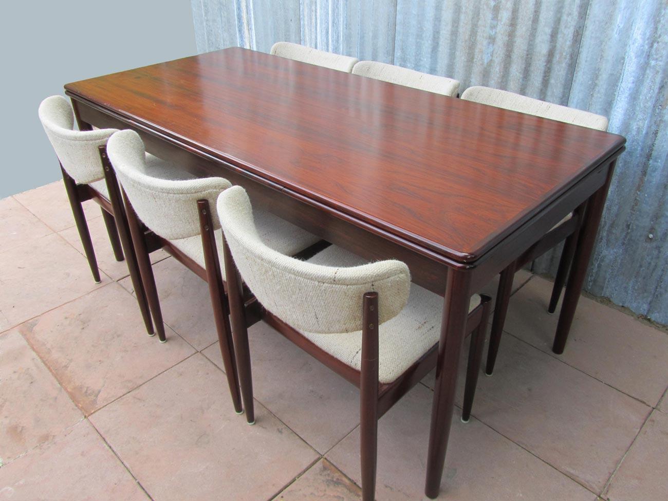 Design Eettafel Met 6 Stoelen.Tafel Met 6 Stoelen Stunning Ammero Tafel Met Stoelen