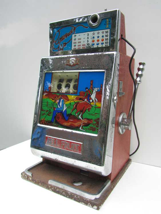 Bell Fruit Slot Machines