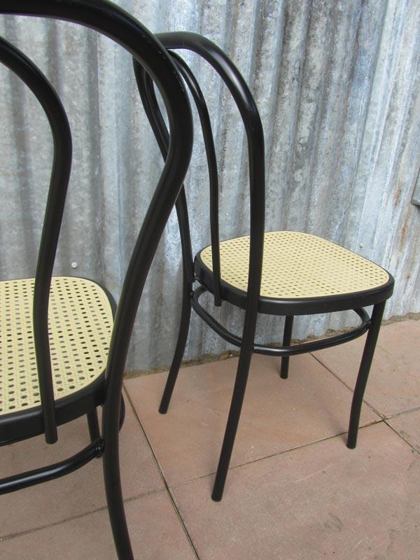 Perfect partij horeca stoelen tweedehands partij zwarte for Moderne stoelen outlet