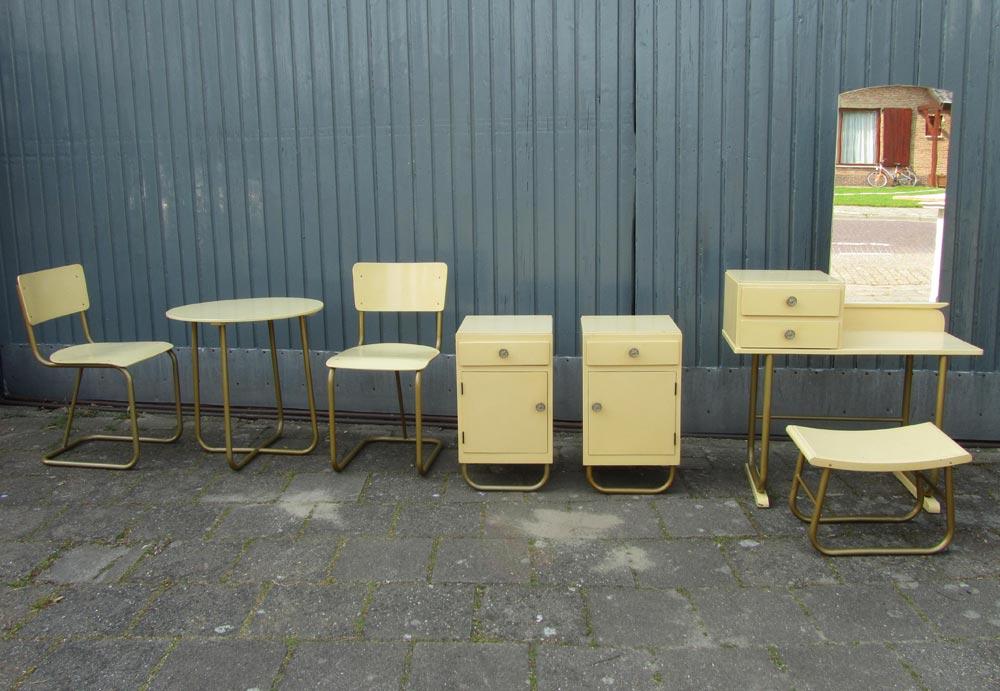 Retro Slaapkamer Meubels : Vintage slaapkamer meubels referenties op huis ontwerp