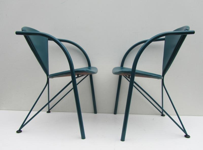 Plastic Design Stoelen.2 Vintage Artifort Design Stoelen Ontwerp Matthias Gurtler