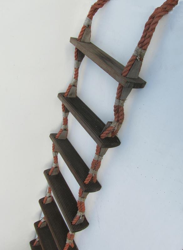 vintage-maritime-rope-ladder-teak-ship-b