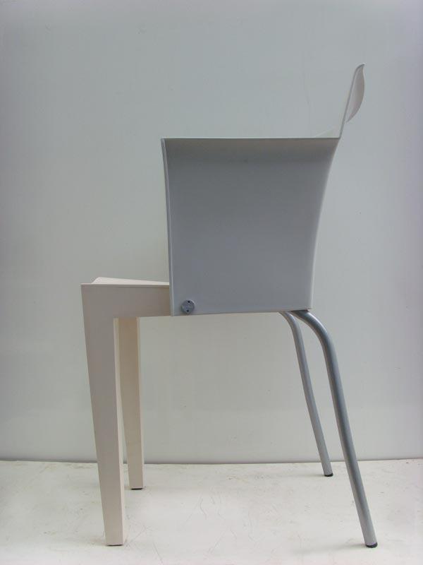 Design Stoelen Philippe Starck.Vintage Stoel Super Glob Philippe Starck Voor Kartell Armchair