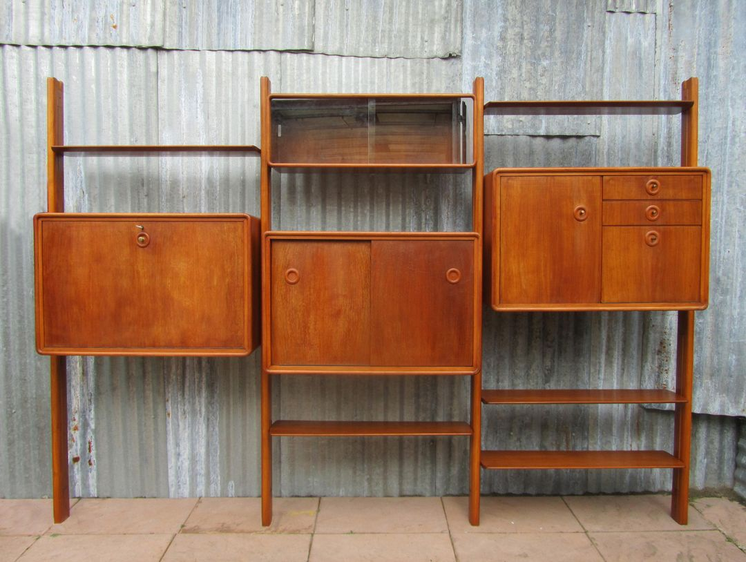 Wall, System, shelving, unit, Dutch, designer, William, Watting, laursen