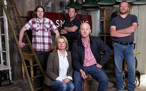 Team Salvage Hunters, Drew Pritchard